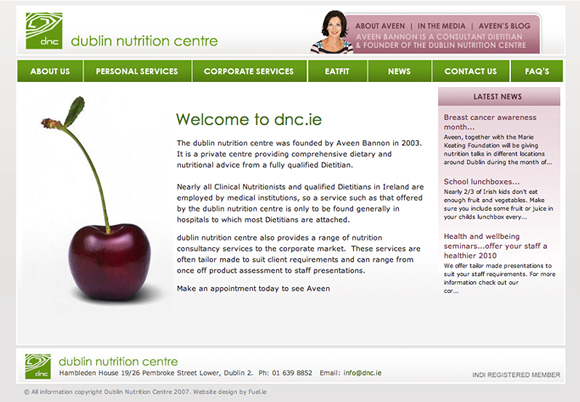Dublin Nutrition Centre