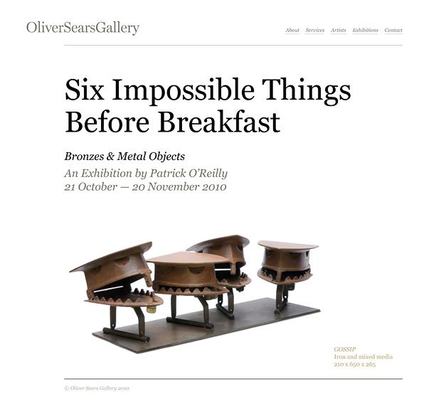 Oliver Sears Gallery