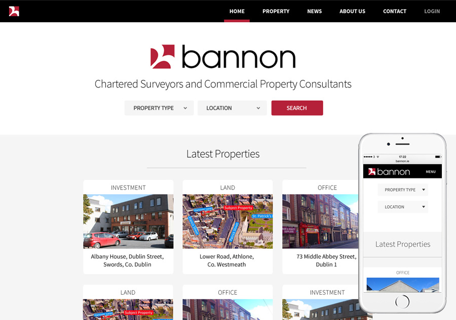 Bannon Website