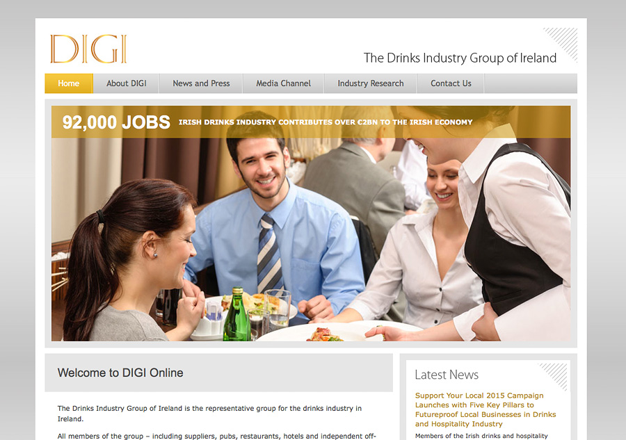 Drinks Industry Group of Ireland