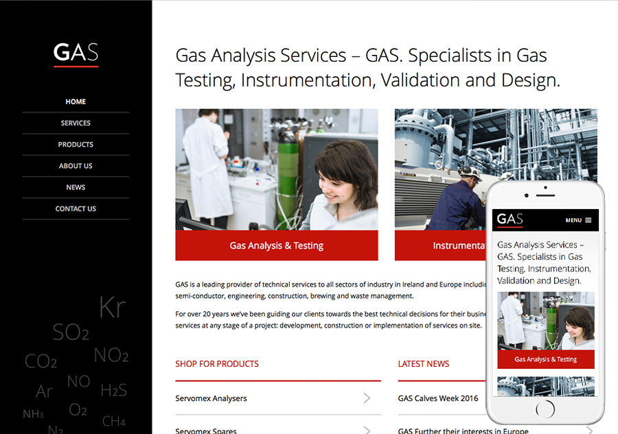 Gas Analysis Services