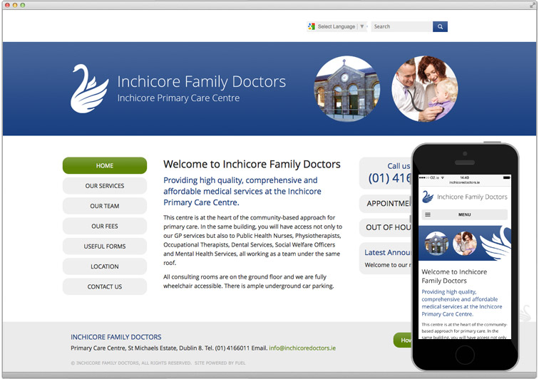Inchicore Family Doctors