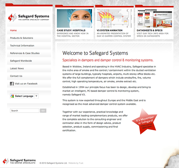 Safegard Systems