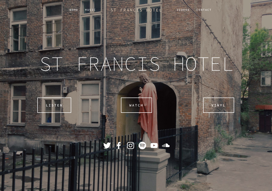 St Francis Hotel