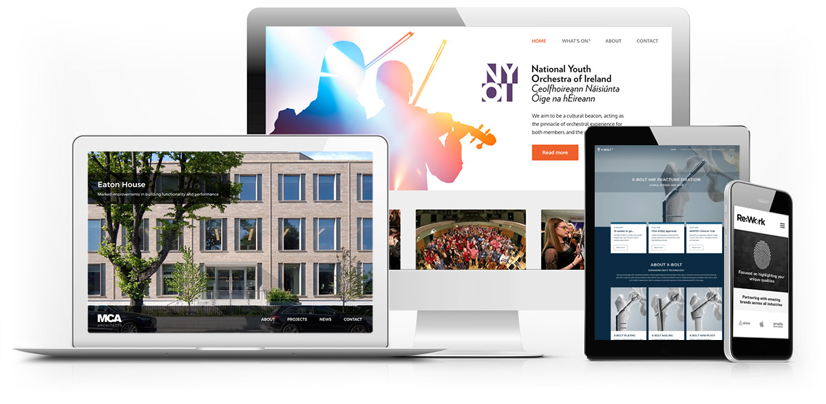 Website Design Agency Dublin